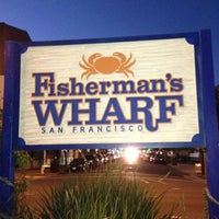Photo taken at Fisherman's Wharf by Jose F. on 4/22/2013