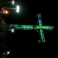 Photo taken at Plaza de la Cruz by Daid J C. on 4/7/2013
