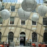 Photo taken at Johns Hopkins University Gilman Hall by Jen on 5/17/2013