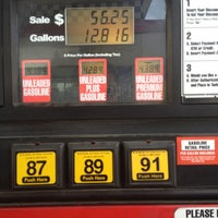 Photo taken at Vons Gas by Amy C. on 10/9/2012