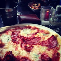 Photo taken at Very Italian Pizza by Florian B. on 3/23/2013