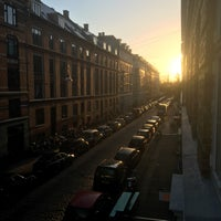Photo taken at Jægersborggade by annlou on 12/12/2015