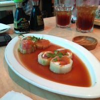 Photo taken at Nobu Sushi by Iskia G. on 5/2/2013