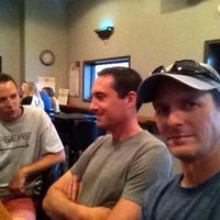 Photo taken at Scratchtown Brewing Company by Nate B. on 8/9/2014