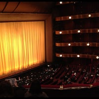 Photo taken at New York City Ballet by Bridget J. on 12/8/2012