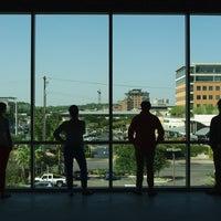 Photo taken at R/GA Austin by R/GA Austin on 1/7/2014