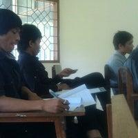 Photo taken at Fakultas Pertanian by Firman A. on 3/4/2013