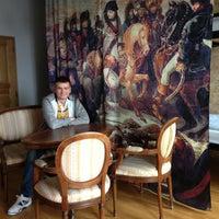 Das Foto wurde bei Hostel Mitte von Igor K. am 9/5/2013 aufgenommen