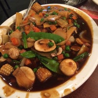 Photo taken at First Wok by Paul H. on 12/25/2015