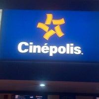 Photo taken at Cinépolis by Fa U. on 3/3/2013