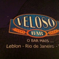 Photo taken at Bar Veloso by Lucas A. on 2/22/2013