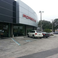 Photo taken at Reeves Porsche by Zaqueray B. on 12/30/2013