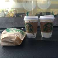 Photo taken at Starbucks Coffee by Jessica P. on 4/26/2016