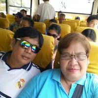 Photo taken at Alabang-Zapote Rd. by Nellie S. on 6/29/2015