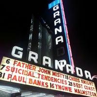Photo taken at Granada Theater by Josh S. on 5/7/2013