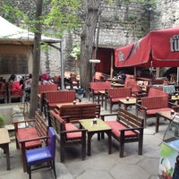 Photo taken at Lalezar Çay Bahçesi by Seda K. on 5/3/2013