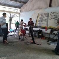 Photo taken at Parroquia San José del Uro by Oziel C. on 3/23/2014