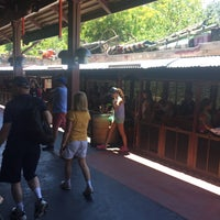 Photo taken at Wildlife Express Train by Steven G. on 5/6/2016