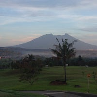 Photo taken at Sentul Highlands Golf Club by Jacob Hope H. on 7/22/2016