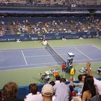 Photo taken at Citi Open Tennis Tournament by Den N. on 8/1/2014