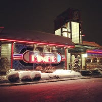 Photo taken at On Parade Diner by Alap S. on 3/6/2015