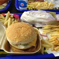 Photo taken at Burger King by Adnan U. on 4/7/2013