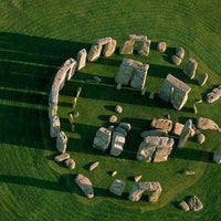 Photo taken at Stonehenge by GowithOh on 5/8/2013