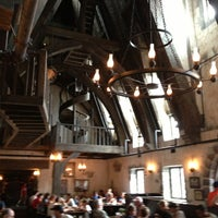 Photo taken at The Three Broomsticks by Chris S. on 8/18/2013