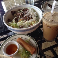 Photo taken at Pho Aura by Silvestre A. on 5/5/2014