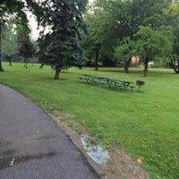 Photo taken at David H. Shepherd Park by Etta Panky M. on 8/5/2014