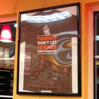 Photo taken at Dunkin' Donuts by Dareen B. on 3/3/2013