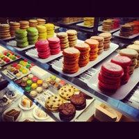 Photo taken at Essence Bakery Café by Justin Eats on 10/16/2012