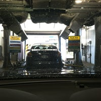 Photo taken at Mike's Carwash by Katy J. on 3/28/2013