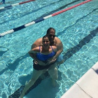 Photo taken at Sea Colony Aquatic Center by Laurie S. on 8/20/2016