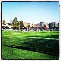Photo taken at UCLA Spaulding Field by Sam S. on 4/9/2013