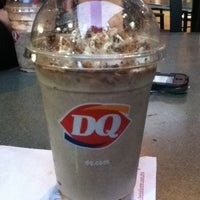 Photo taken at Dairy Queen by Fernanda P. on 3/13/2014