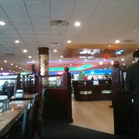 Photo taken at Hibachi Grill & Supreme Buffet by Janell G. on 3/17/2013