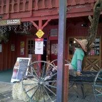 Photo taken at Cave Creek Smokehouse & Pour House Patio by Arvydas M. on 3/3/2013