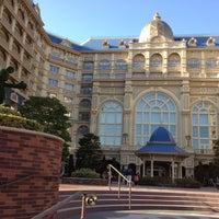 Photo taken at Tokyo Disneyland Hotel by ikuko l. on 11/3/2012