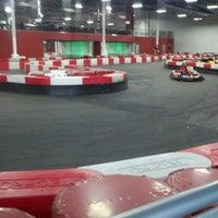 Photo taken at K1 Speed Anaheim by Jonathan L. on 7/19/2012
