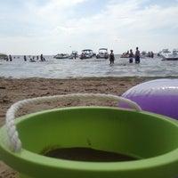 Photo taken at Sylvan Beach NY by Joel Y. on 7/6/2013