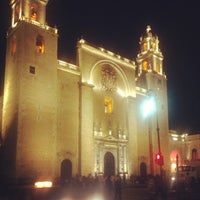 Photo taken at Mérida by Daniela A. on 3/24/2013