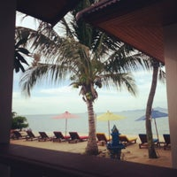 Photo taken at Maenamburi Resort by Pan S. on 9/30/2012