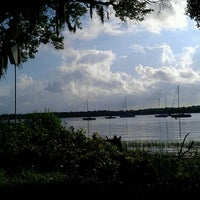 Photo taken at Beaufort Yacht and Sailing Club by Brenda D. on 6/21/2013