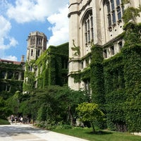 Photo taken at The University of Chicago by Alex A. on 7/16/2013