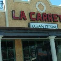 Photo taken at La Carreta by Yoly L. on 4/26/2013