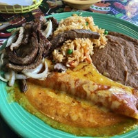 Photo taken at Manuel's Mexican Restaurant by Angel M. on 7/31/2016