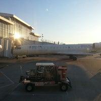 Photo taken at RDU - Terminal 2 by Pavel B. on 5/16/2013