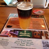 Photo taken at MaGerks Pub & Grill by Corbie N. on 5/4/2013