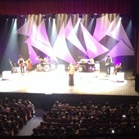 Photo taken at Teatro delle Celebrazioni by Christian M. on 12/17/2013